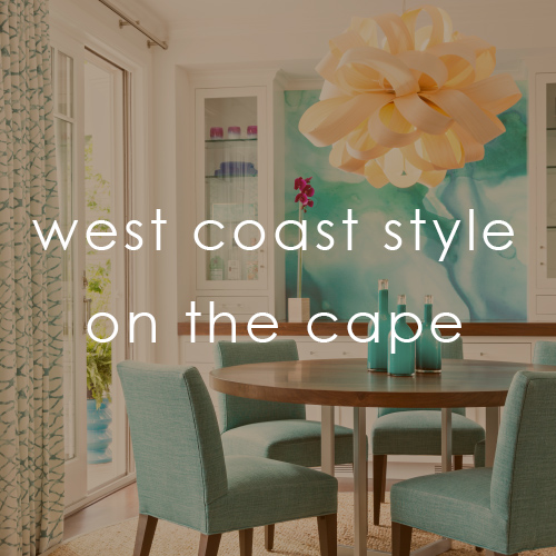 West Coast Style on the Cape